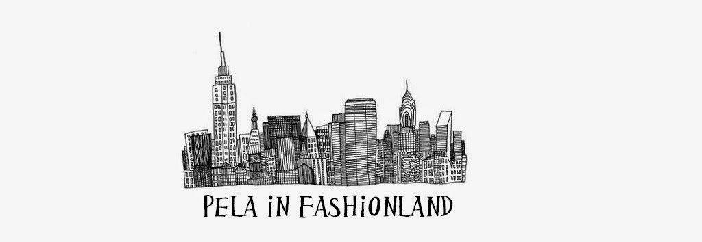 Pela in Fashionland