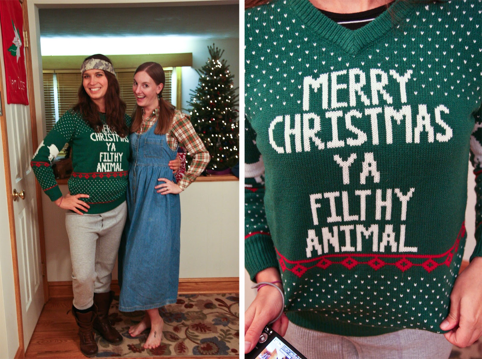 Ellies Wonder: A Redneck Christmas!
