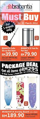 Brabantia Package Deal Must Buy