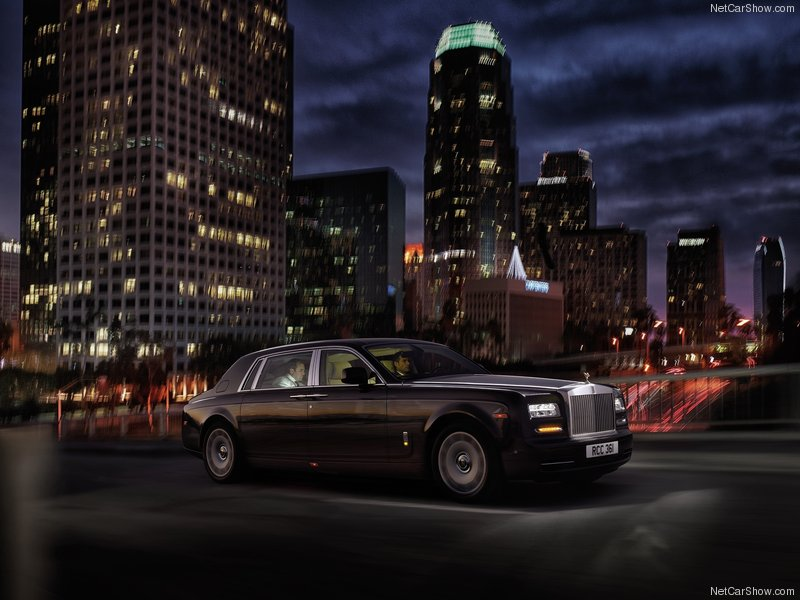 Rolls-Royce Phantom Extetnded Wheelbase (2013)