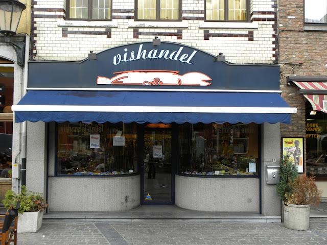 Vismarkt Dijle Mechelen