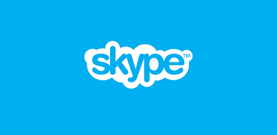 Skype App for video calling and messaging