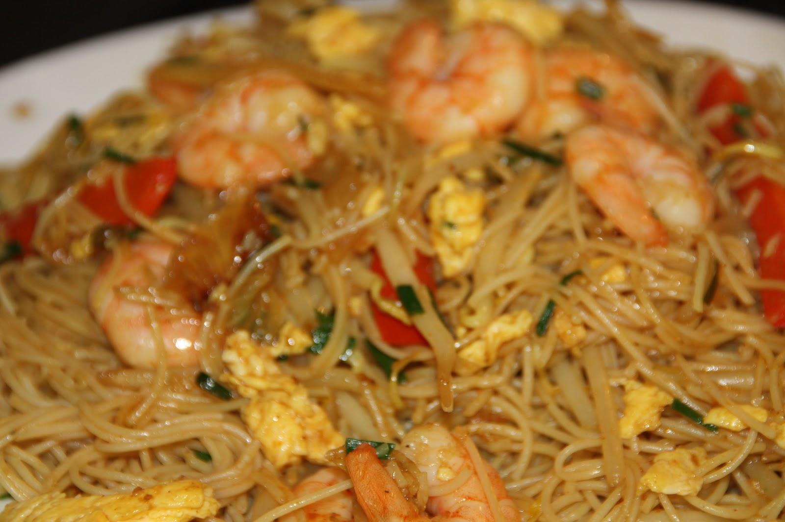Singapore Noodles Recipes — Dishmaps
