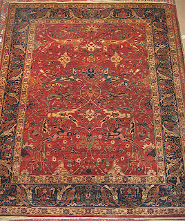 Here Is A Photo Of A New Afghan Bijar Carpet. It Is Available From Nomad  Rugs In San Francisco.