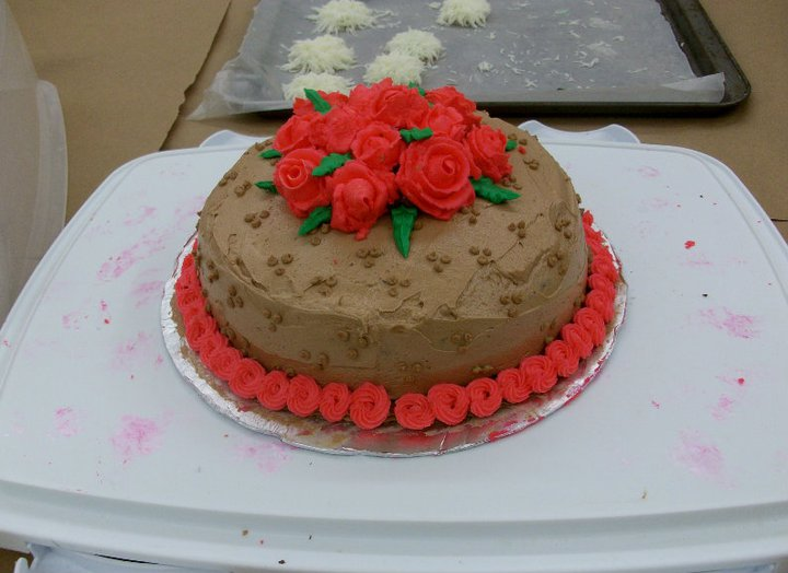 Cake Icing Classes At Michael S