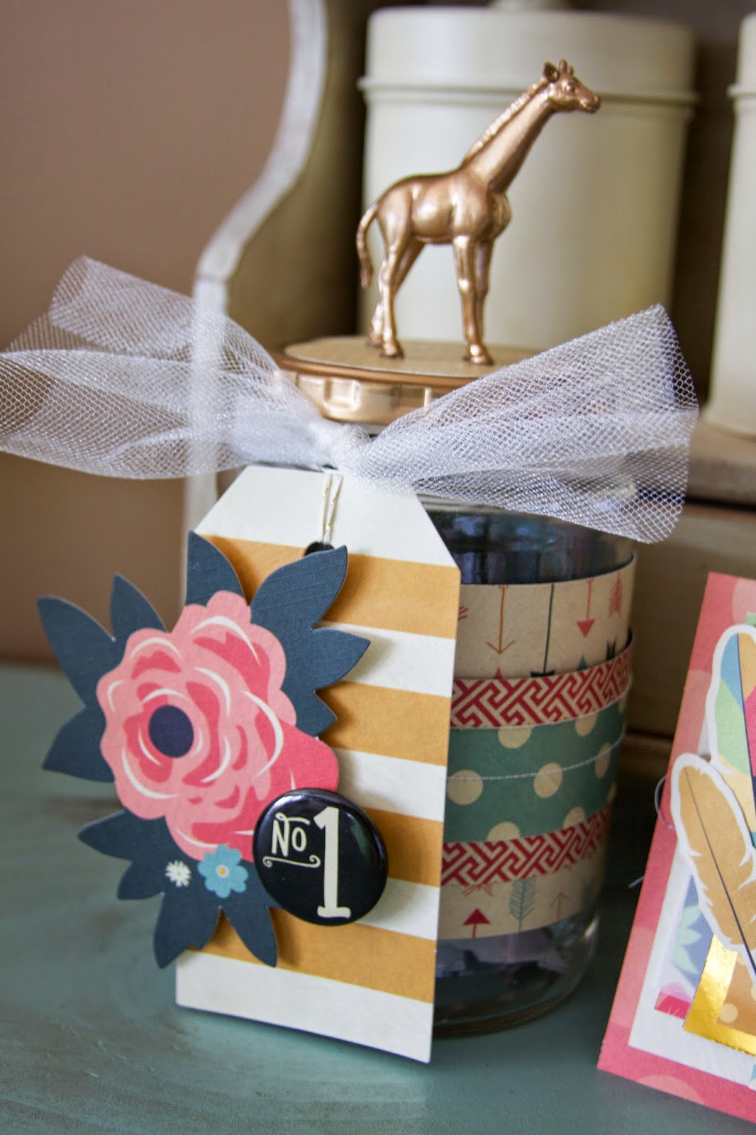 Fancy Pants Wedding Jar by Jodi Sanford for Mei Li Paperie