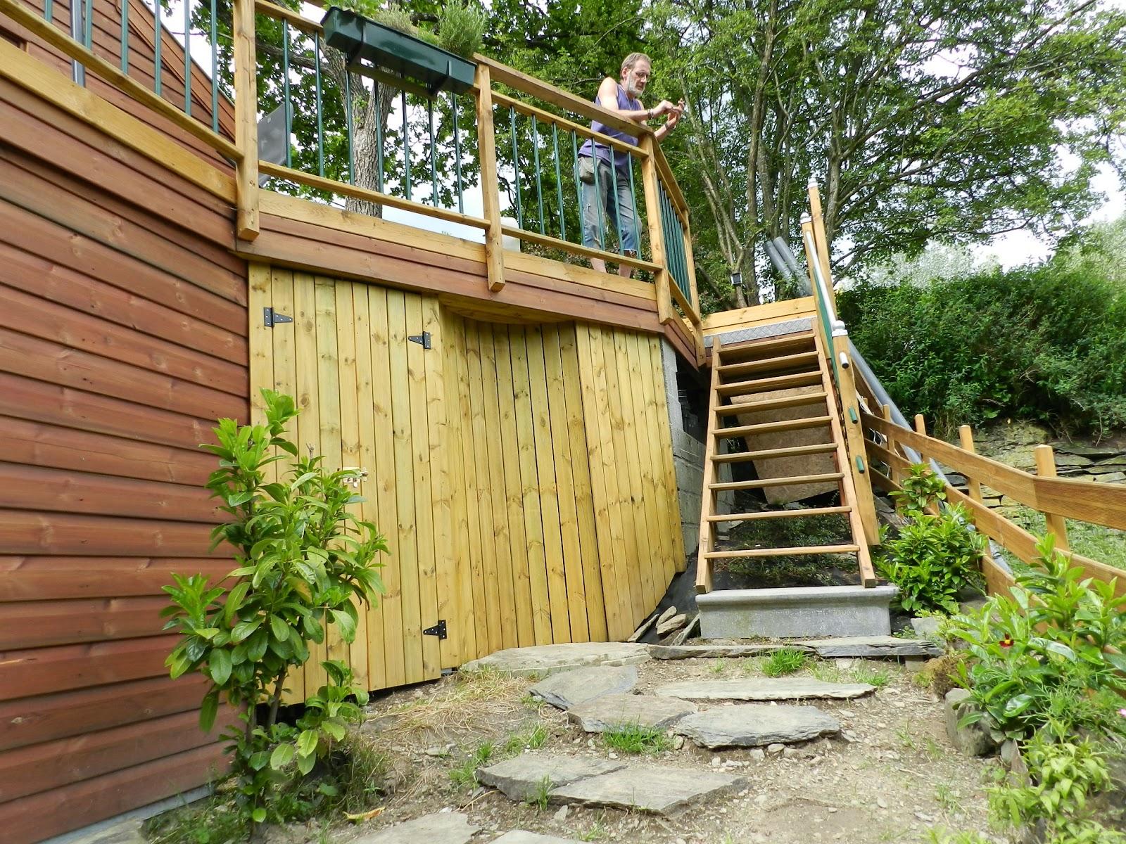 Ma maison au naturel am nagement de notre mini jardin for Amenagement mini jardin