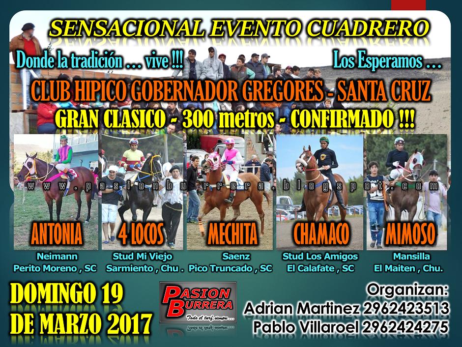 GREGORES 19 - 300