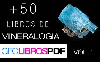 50 cincuenta libros de mineralogia