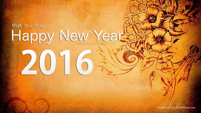 Happy New Year 2016 Wallpapers Mobile
