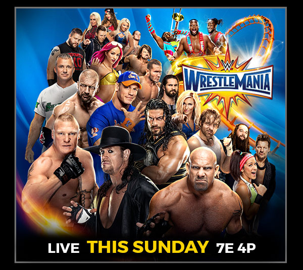 How to Watch WWE WrestleMania 32 Free Live Stream Online