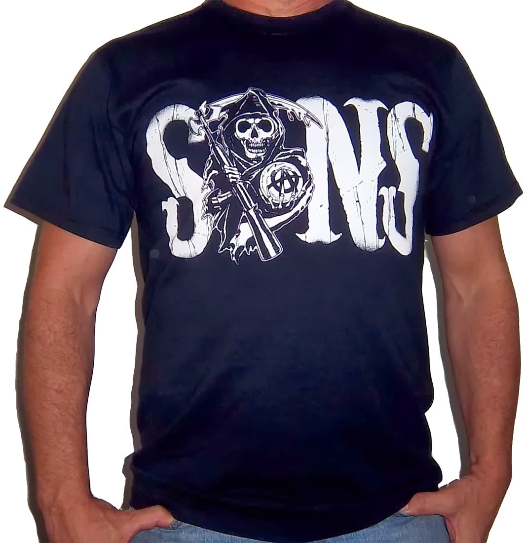 upyourtee com official blog sons of anarchy t shirts. Black Bedroom Furniture Sets. Home Design Ideas