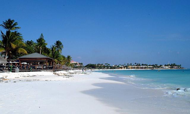 جزيرة أروبا