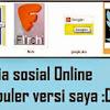Media Sosial Online Terpopuler Tahun 2014