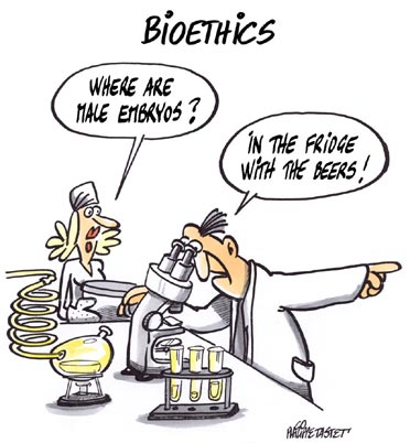 bioethics definition cloning food and organs