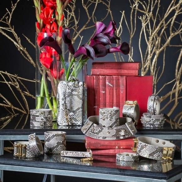 Mitchel Primrose - Acessórios de luxo, malas, bolsas, braceles, colares