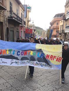 """S. Giuseppe Jato: """"Siamo presidio di legalità!"""""""