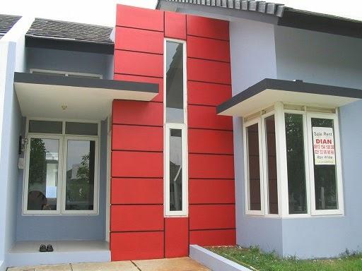 Galeri inspirasi Kombinasi Warna Cat Rumah Minimalis yg fungsional