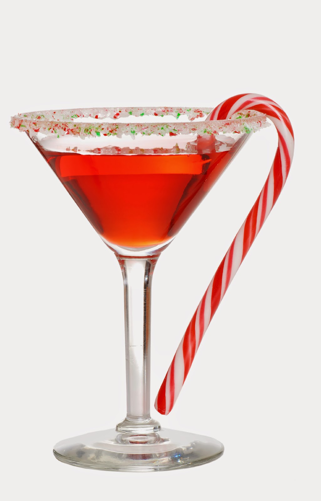 Candy Cane Drinks Vodka