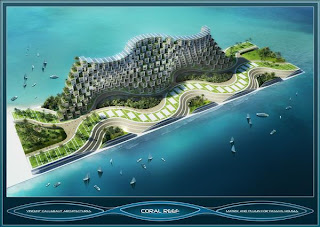 prototipe perumahan hijau baru Terumbu Karang (Coral Reef). sumber gambar:http://4.bp.blogspot.com/