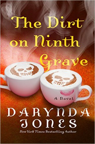 The Dirt on Ninth Grave (Charley Davidson Book 9) by Darynda Jones (PNR/UF)