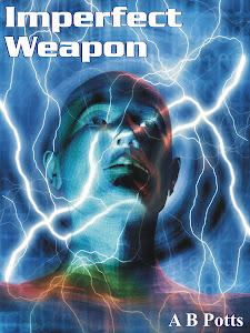 IMPERFECT WEAPON <br>A B Potts