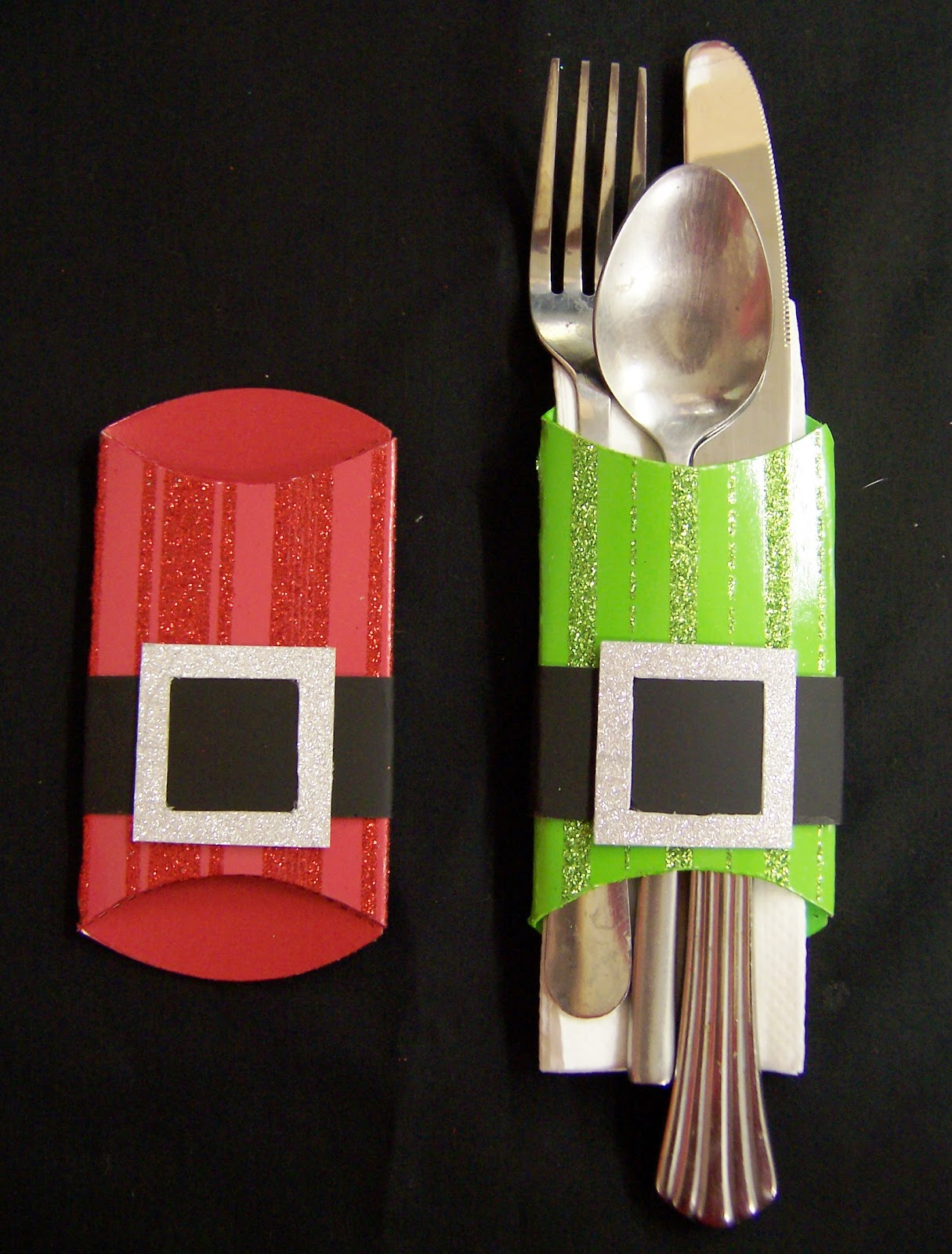 Ideas and inspirations christmas utensil holder