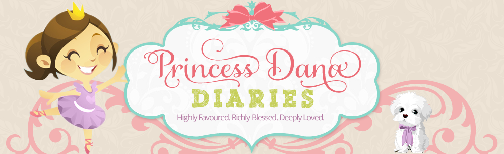 PrincessDanaDiaries | A Singapore Parenting Blog