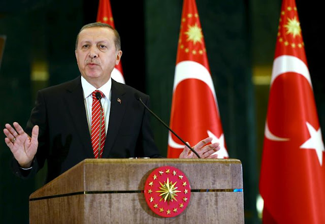 Turki Butuh Israel