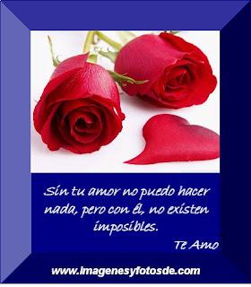 Tarjeta de Amor con Rosas, parte 1