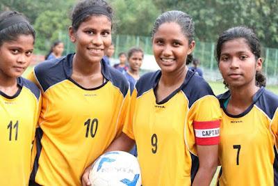 U-18 Girls National Football Championship 2015 Results: 10th October