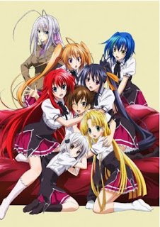 High School DxD BorN 12/12 Japónes/Subtitulado