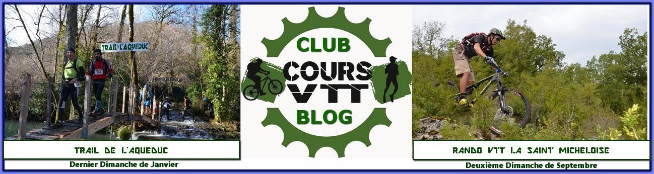 COURS VTT