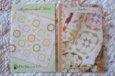 Quilting on Main Street: Layer Cake Friendly Quilt Patterns
