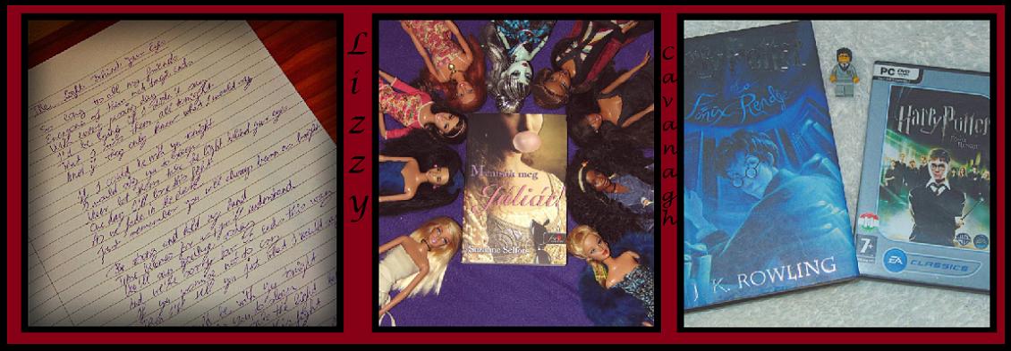 Lizzy blogja