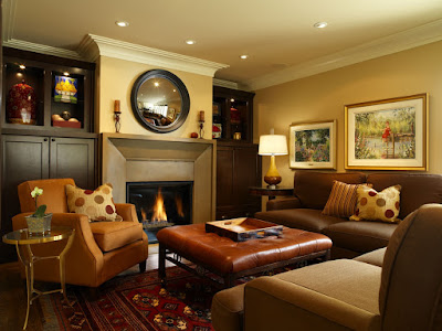 Family Room Decorating Tricks