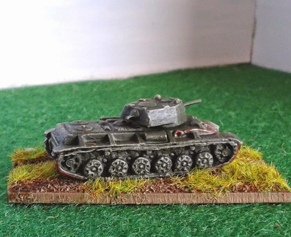 Russian KV 1 picture 1