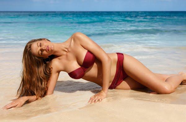 bikinis Calzedonia línea Shape moldeadora