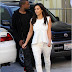 Celebs Out & About: Kanye West, Kim Kardashian