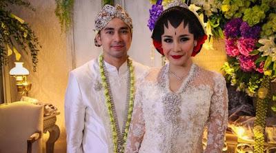 Foto Kebaya Pernikahan Raffi Ahmad dan Nagita Slavina