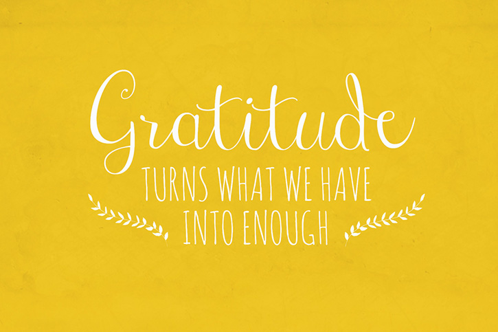 Give Thanks Printable Quotes Collection