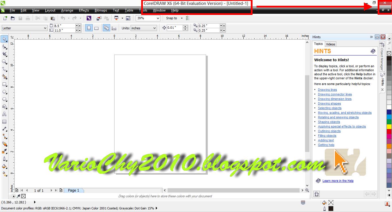 download corel draw x6 32 bit gratis