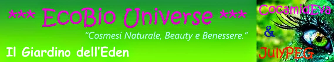 *** EcoBio Universe ***