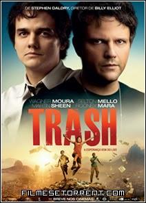 Trash A Esperança Vem do Lixo Torrent Dublado