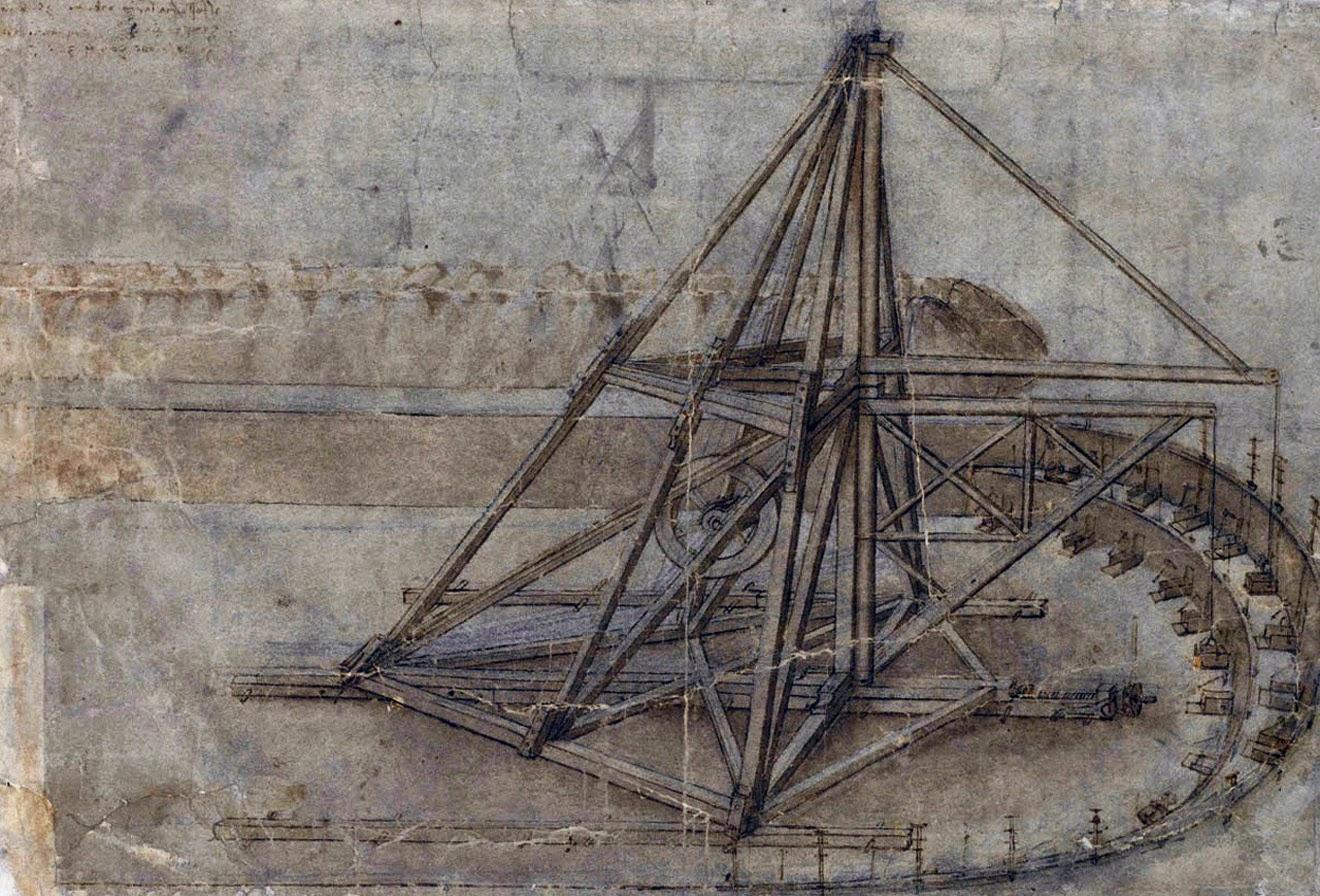 The 'intellectual life' of Leonardo da Vinci