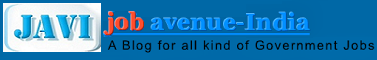 Job Avenue-India | A Government jobs portal