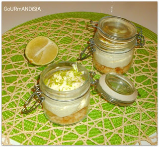 image mousse lemon curd