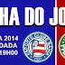 Ficha do jogo: Bahia 0x1 Palmeiras - Campeonato Brasileiro 2014