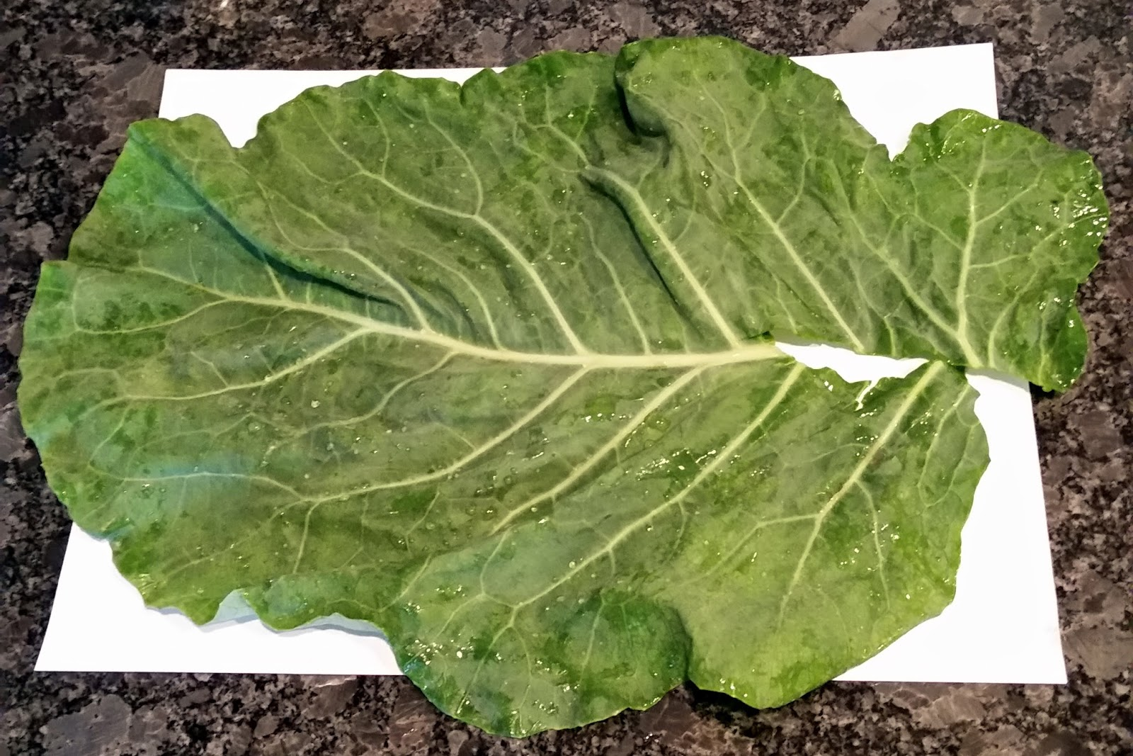 LaVonne Neff > LIVELY DUST: Kickin' collard greens (to the curb)