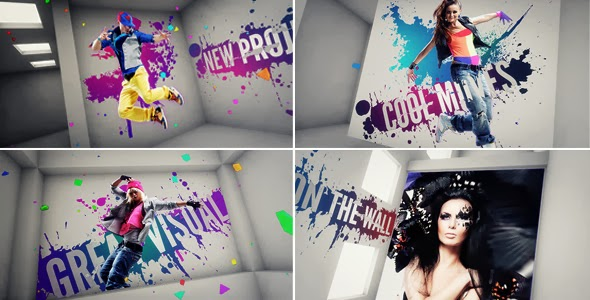 VideoHive On The Wall